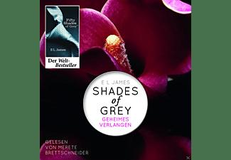 Shades of Grey - Band 1: Geheimes Verlangen  - (MP3-CD)