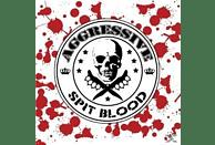 Aggressive - Spit Blood [Vinyl]