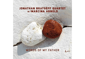 Jonathan Bratoeff, Marcina Arnold, Mark Hanslip, Karl Rasheed, James Maddren, Dave Hamblett - Words Of My Father  - (CD)