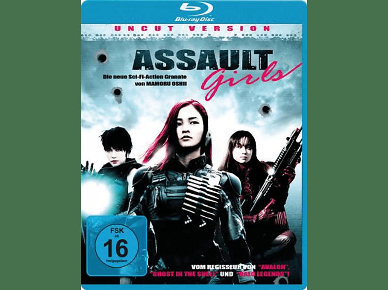 Assault Girls (Uncut) [Blu-ray]