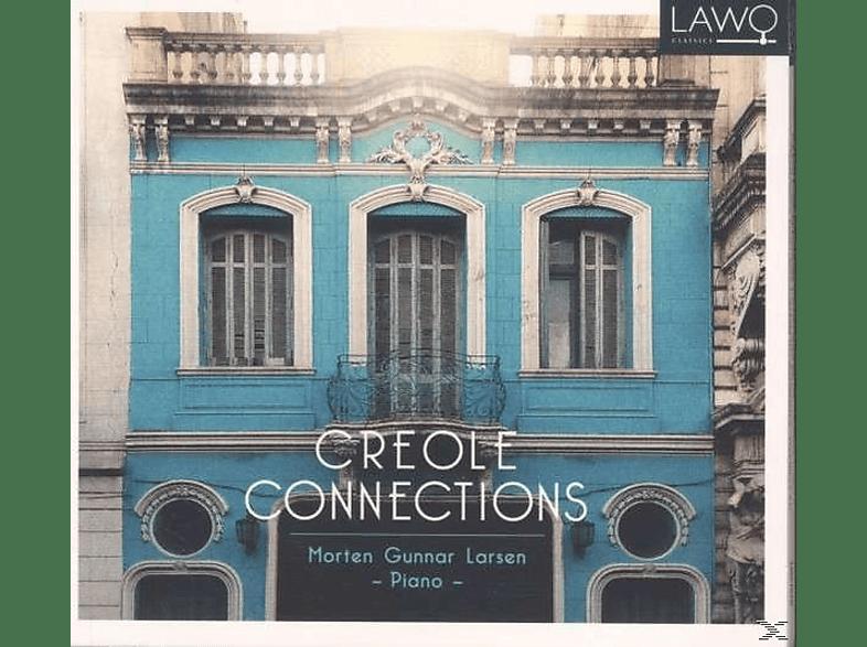 Morten Gunnar Larsen - Creole Connections [CD]