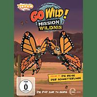 003 - Go Wild! Mission Wildnis - Die Reise der Schmetterlinge [DVD]