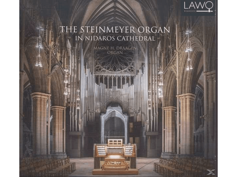 Magne H. Draagen - The Steinmeyer Organ In Nidaros Chathedral [CD]