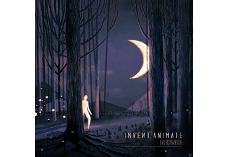 Invent Animate - Everchanger  - (CD)