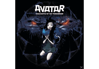Avatar - Thoughts Of No Tomorrow - (CD)