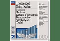VARIOUS - Best Of Saint-Saens [CD]