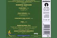 E.M. Izquierdo, Ens.Barcelona - Klaveirtrio/Cellosonate/Libra/ [CD]
