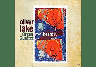 Oliver Organ Quartet Lake - What I Heard  - (CD)