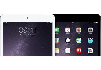 APPLE iPad Mini 2 ME276FD/A, Tablet, 16 GB, 7,9 Zoll, Spacegrau