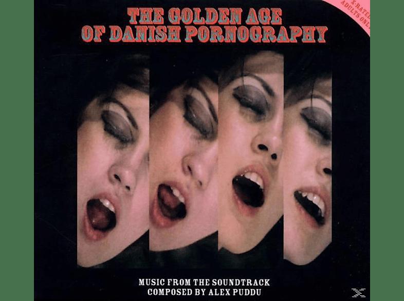 Alex Puddu - The Golden Age Of Danish Pornography [CD]