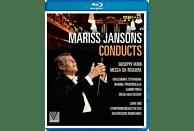 Mariss Jansons - Jansons Conducts Messa Da Requiem [Blu-ray]
