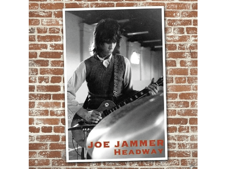 Joe Jammer - Headway [CD]