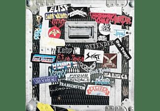 VARIOUS - Dutch Steel -Ltd-  - (CD)