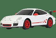 JAMARA 404096 Porsche GT3 RS 1:24, Weiß