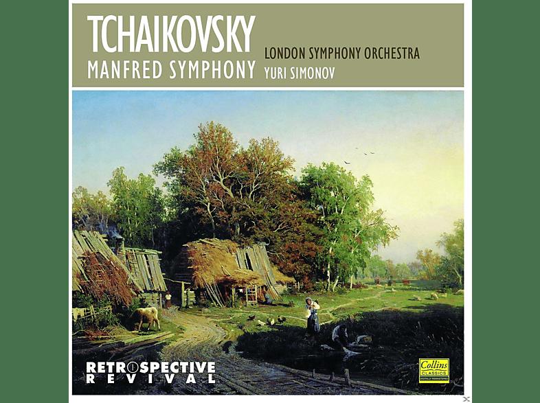 Rod Elms, London Symphony Orchestra - Tchaikovsky: Manfred Symphony [CD]