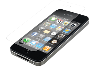 ZAGG IP4GLS-F00 Invisibleshield Glass, Displayschutz, Apple iPhone 4, iPhone 4s, Transparent
