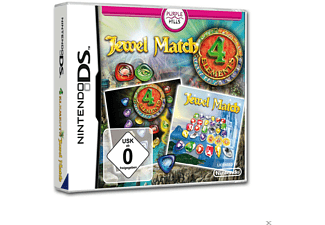 Jewel Match + 4 Elements - Nintendo DS