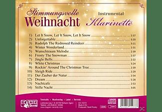 Hugo / Heinrich Haas Jr. Combo Strasser, Anton Hollich - Stimmungsvolle Weihnacht - Klarinette  - (CD)