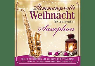 Martin Zagrajsek - Stimmungsvolle Weihnacht - Saxophon  - (CD)