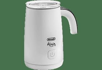 DELONGHI EMF 2 Alicia Latte Milchaufschäumer, Weiß, 500 Watt, 250 ml