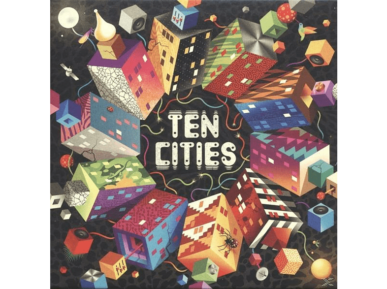 VARIOUS - Ten Cities [LP + Download]
