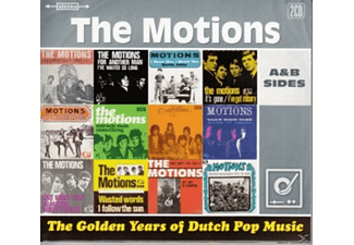 The Motions - The Golden Years Of Dutch Pop Music | CD