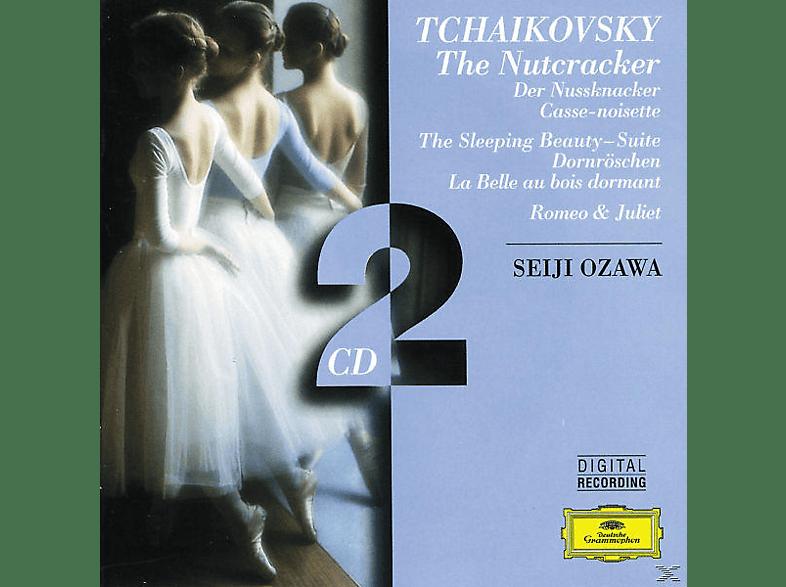 Seiji Ozawa, Seiji/bso Ozawa - Nussknacker(Ga)/Romeo &Julia/+ [CD]
