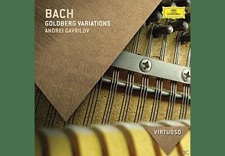 Gavrilov Andrei - Goldberg Variationen  - (CD)