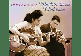 Valente & Baker - I'll Remember April  - (CD)