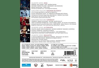 Diverse Opernsänger - Belcanto D'amore  - (Blu-ray)