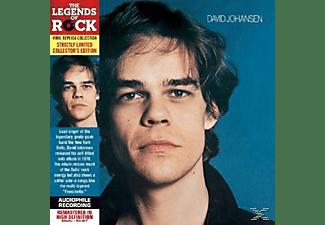 David Johansen - David Johansen (Limited Vinyl Replica)  - (CD)