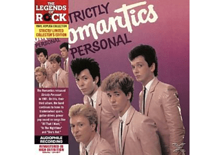 The Romantics - Strictly Personal (Limited Vinyl Replica)  - (CD)