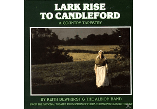 The Albion Band - LARK RISE TO CANDLEFORD  - (CD)
