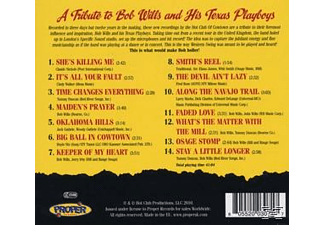 Hot Club Of Cowtown - What Makes Bob Holler  - (CD)