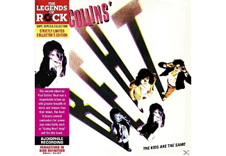 Paul Collins feat: The Beat - The Kids Are The Same-Ltd Vinyl Replica  - (CD)