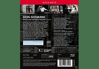 Luisotti/Kwiecien/Esposito/Tsy - Don Giovanni  - (Blu-ray)