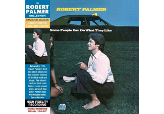 Robert Palmer - Some People Can Do What They Like  - (CD)