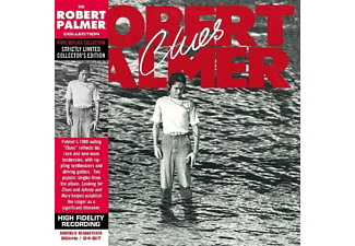 Robert Palmer - Clues  - (CD)
