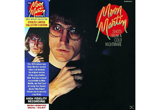 Moon Martin - Shots From a Cold Nightmare - (CD)