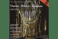 Eberhard Metternich, Vokalensemble Kölner Dom, Louis Vierne - Messen [SACD Hybrid]