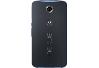 Móvil - Motorola Nexus 6 SM3972AY2F1 32GB 4G Azul