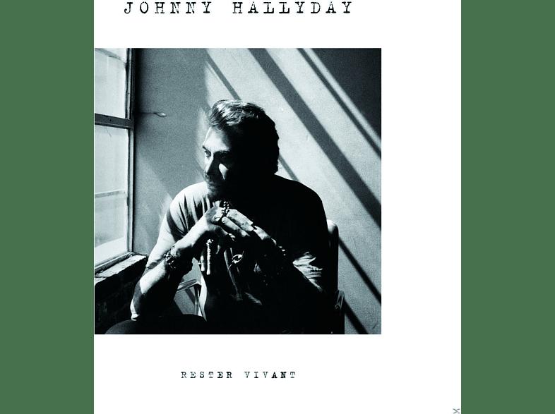 Johnny Hallyday - Rester Vivant [Vinyl]