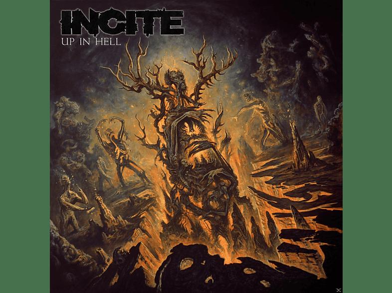 Incite - Up In Hell (Lp+Mp3) [Vinyl]