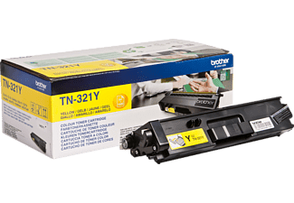 BROTHER TN321Y - encre (Jaune)