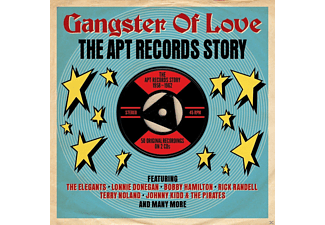 VARIOUS - Gangsters Of Love-Apt Records Story 1958-1962  - (CD)