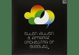 Ellen & Apparat Allien - Orchestra Of Bubbles  - (Vinyl)
