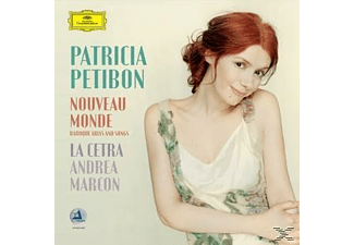Patricia Petibon - Nouveau Monde Baroque Arias  - (Vinyl)