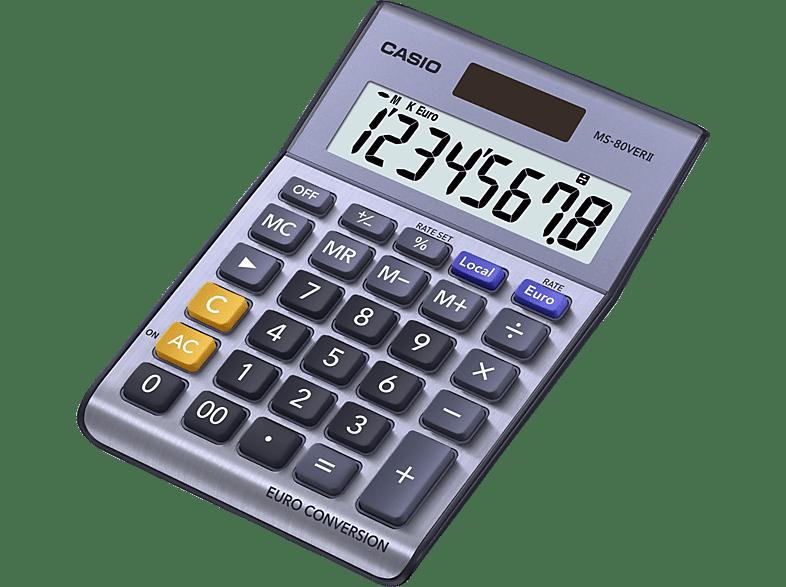 CASIO MS-80 VERII Taschenrechner