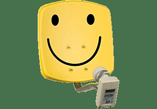 TECHNISAT Satellitenschüssel 1533/2882 DigiDish 33 Twin Smiley