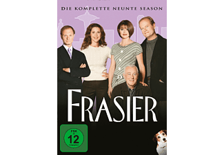 Frasier - Die Neunte Season DVD